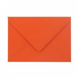 Plic colorat C6 120g/mp - portocaliu 25buc/set