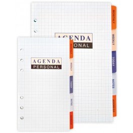 rezerva agenda organizer 142x210mm
