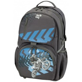 Rucsac ergonomic echipat Herlitz Be.Bag MotorRacer