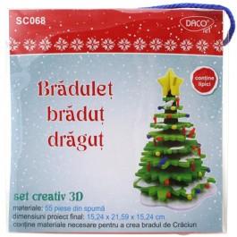 Set creativ Bradulet dragut DacoArt