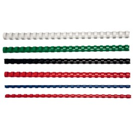 spire plastic indosariere 25 mm negre