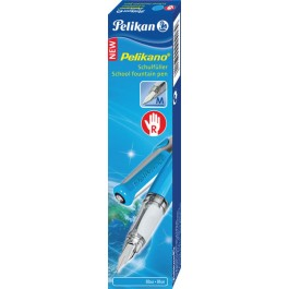 Stilou Pelikano albastru M2015