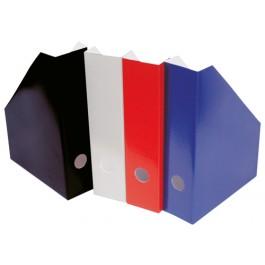 Suport documente vertical carton Herlitz - diverse culori