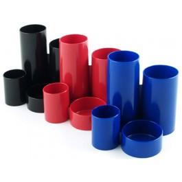 Suport plastic instrumente de scris , 4 compartimente