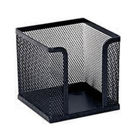 Suport cub hartie metalic Ecada - Negru