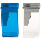 Ascutitoare plastic cu container vertical