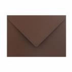 Plic colorat C6 120g/mp - maro ciocolata 25buc/set