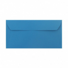 Plic colorat DL 120g/mp - albastru 25buc/set