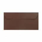 Plic colorat DL 120g/mp - maro ciocolata 25buc/set