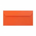 Plic colorat DL 120g/mp - portocaliu 25buc/set