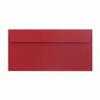 Plic colorat DL 120g/mp - rosu christmas 25buc/set