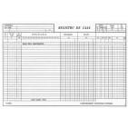 Registru de casa A4 autocopiativ