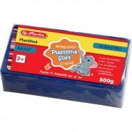Plastilina Soft Clay Herlitz 500g - Albastru