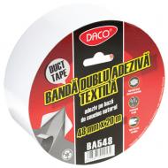Banda adeziva textila dubla duct tape 48x20 Daco