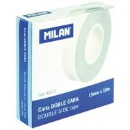 Banda dublu adeziva 15x10 Milan