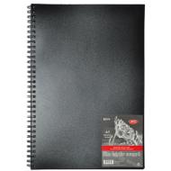 Bloc hartie neagra A3 140g/mp 30 file