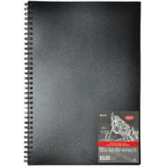 Bloc hartie neagra A4 140g/mp 30 file