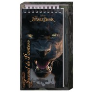 Bloc notes cu pix Daco Jungle Book