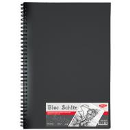 Bloc schite A4 100g/mp 80 file