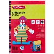 Carton colorat asortat 22x32 cm 300g 10 culori