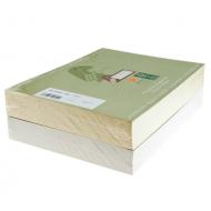 Carton carti de vizita A4 220g ivory