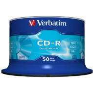 Cd-R 700MB 52x 50 buc/bulk Verbatim
