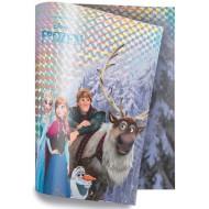 Coperta holografica A4 Daco Frozen FRZ3