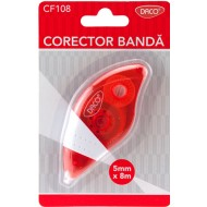 Corector banda Daco 5mm x 8m
