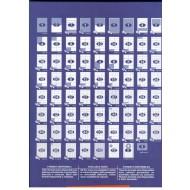 etichete autoadezive 14/a4 105x48 mm