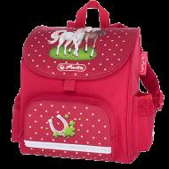 Ghiozdan gradinita ergonomic Herlitz Mini Softbag Horses