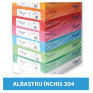 Hartie colorata A4 80g Favini 204 - albastru inchis