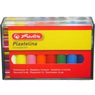 Plastilina Herlitz 16 culori