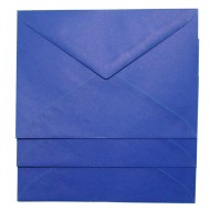 plic c6 colorat albastru indigo