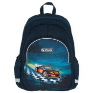 Rucsac mediu Herlitz Super Racer