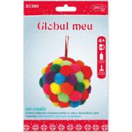 Set creativ Globul meu DacoArt