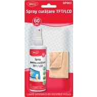 Spray curatare ecrane TFT/LCD 60ml Daco
