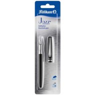 Stilou metalic Pelikan Jazz - negru