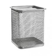 suport birou metalic ecada argintiu