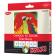 Carioci groase Maxi Unicolora Daco 10 culori