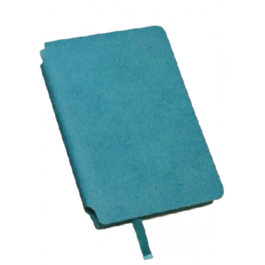 Agenda nedatata A6 160 pagini Daco AN601A - albastru