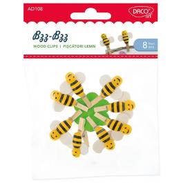 Bzz-Bzz lemn Daco