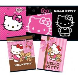 caiet premium a4 60f hello kitty matematica