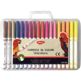 Carioci Unicolora Daco 36 culori