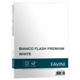 Carton carti de vizita A4 250g Favini - alb texturat