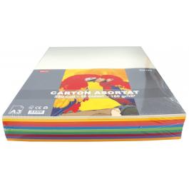 carton colorat a3 160g