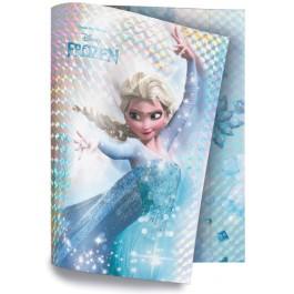 Coperta holografica A4 Daco Frozen FRZ5
