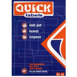 Etichete autoadezive Quick 32/A4 51x36 mm