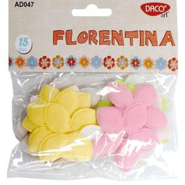 Flori textil Florentina Daco