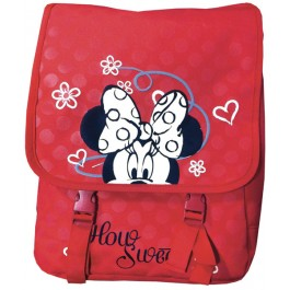 Geanta de umar Minnie Mouse Red