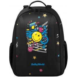 Ghiozdan ergonomic Herlitz Be.Bag Airgo Smiley World Pop